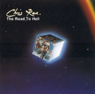 Chris Rea - The Road To Hell (LP) (VG+/EX+)